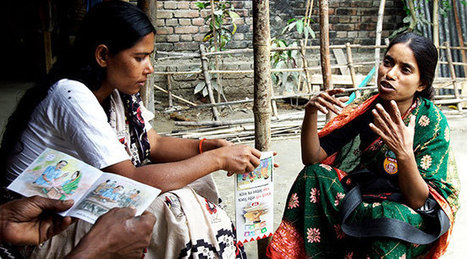 Tackling the evaluation challenge – how do we know if we're effective? | Oxfam GB | International aid trends from a Belgian perspective | Scoop.it