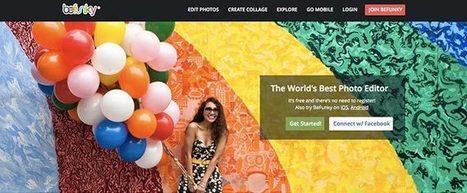 BeFunky : la retouche photo en ligne qui fait de l'effet ! | Love | Scoop.it