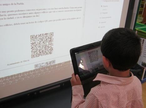 En la nube TIC: Códigos QR y su aplicación en la escuela   Educacion, ecologia y TIC   Scoop.it