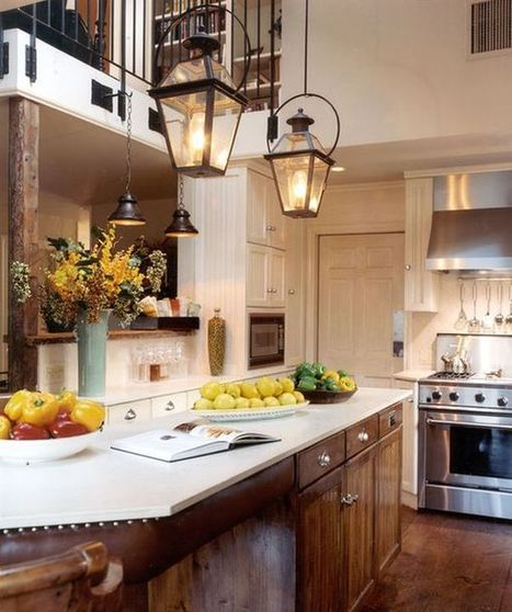Kitchen Island Lighting Styles For All Types Of Decors | Designing Interiors | Scoop.it