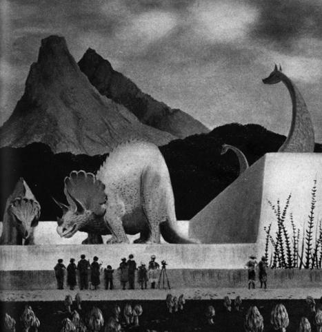 Hunting Dinosaurs on Venus - Smithsonian (blog) | 1950's | Scoop.it