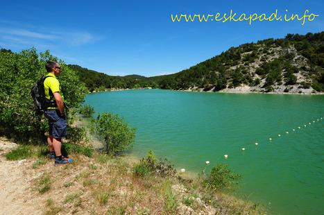 Topo rando : Le lac du Paty (84) | Topo et fiche de randonnée à pied by eskapad | Scoop.it