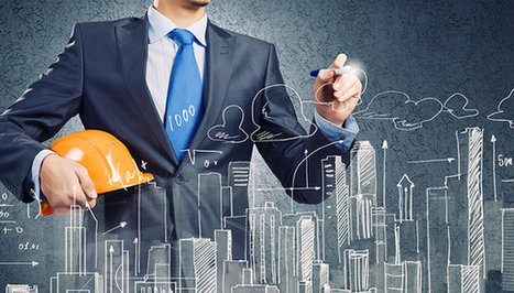 Technology is Rebuilding the Construction Industry | Digital REvolution in Real Estate | Scoop.it