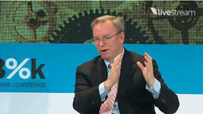 Eric Schmidt: How We Outrace the Robots | Stretching our comfort zone | Scoop.it
