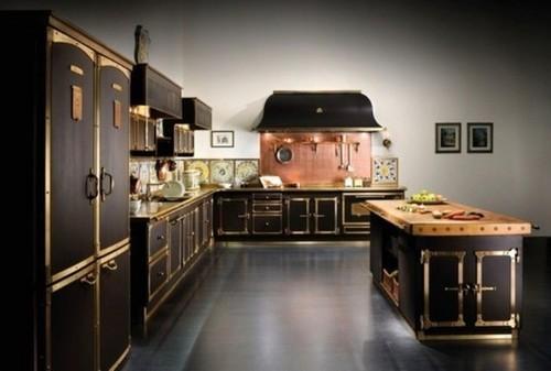 Classic Kitchen Design by Restart Cucine   Home Decorations
