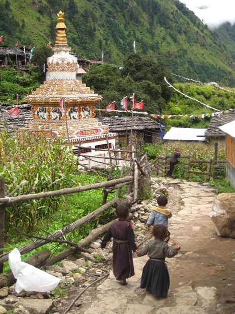 Manaslu Round Trekking - 22 Days | Trekking & tour in Nepal | Scoop.it
