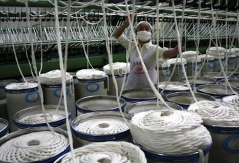 Growing Morocco's Textile Industry - Morocco World News | AUTOMOTIVE PROTECTION | Scoop.it
