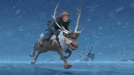 'Frozen' Heats Up With Top 10 Debut Per-Screen Average | It's Show Prep for Radio | Scoop.it