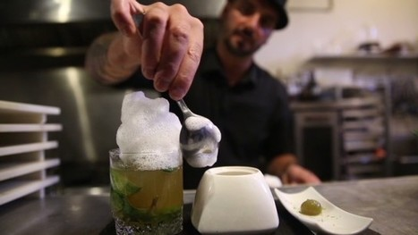 The art of molecular mixology | @FoodMeditations Time | Scoop.it