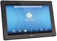 Une tablette dual-boot Android / Windows chez Danew - Génération NT | news android from klynefr | Scoop.it