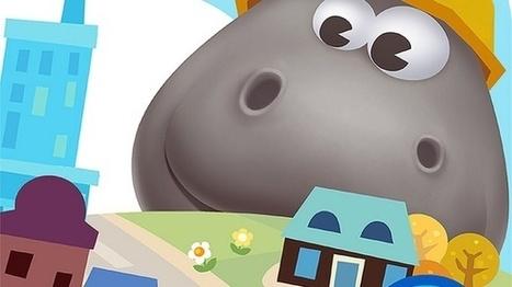 Lernspiele: Toller Stoff für schlaue Kids - T-Online   iPad-Schule   Scoop.it
