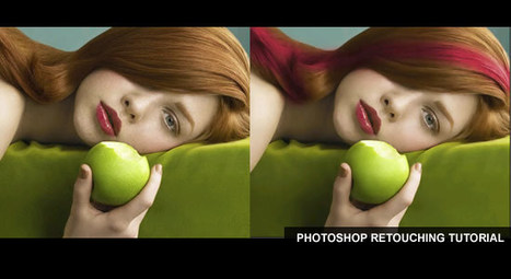 30 excellent photoshop retouching tutorials   Everything Photographic   Scoop.it