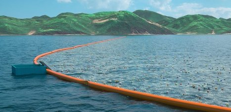 That Massive Ocean Cleaning System Is Planned to Be Launched in 2016 | Texas Coast Real Estate | Scoop.it