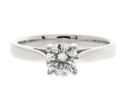 SR1062 Four Claw Solitaire Diamond Ring | Bespoke Diamonds | Engagement Rings Dublin | Scoop.it
