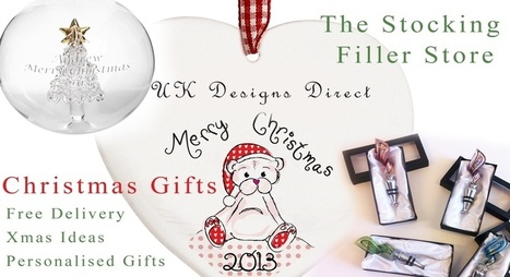 Christmas Gifts are awesome to express Warm Feelings to Your Loveones! | UK Designs Direct | Scoop.it