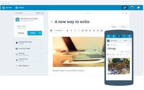 Automattic relooke et propose sa plateforme WordPress en open source - Arobasenet.com | Référencement internet | Scoop.it