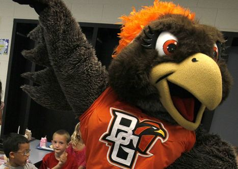 BGSU's Falcon mascots to join Pride parade | Mascots | Scoop.it