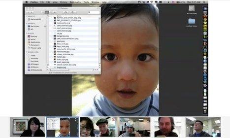 6 interesantes cosas que puedes hacer con los Hangouts de Google+ (videollamadas) | Formación 2.0 | Scoop.it