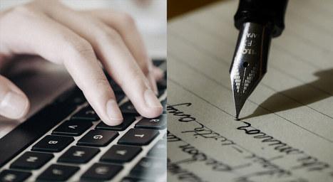 Un clavier à la place de nos stylos ? | Camäléon | CLEMI -  Des nouvelles des élèves | Scoop.it