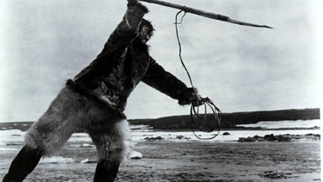 Nanook of the North: A Story Of Life and Love In the Actual Arctic (1922) | What's new in Visual Communication? | Scoop.it
