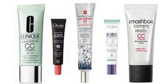 Cinq CC creams au banc d'essai | CC-Cream | Scoop.it