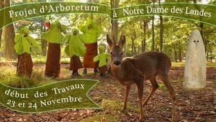 A Notre-Dame-des-Landes, lutins et armée des arbres inaugureront l'éco-autoroute verte le 23 novembre | Société durable | Scoop.it