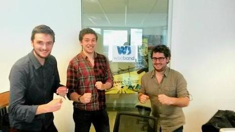 Wiseband débarque a WE Forge ! #CoWorking | Wiseband | Scoop.it