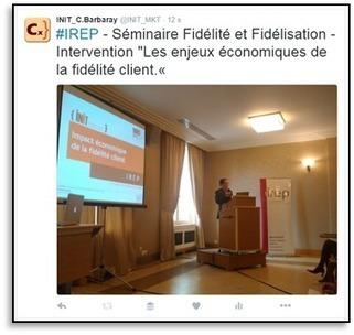 """Conférence """" Culture Clients"""" et enjeux liés à l' Experience client   Customer Experience, Satisfaction et Fidélité client   Scoop.it"""