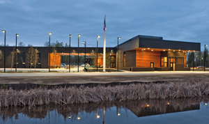 U.S. Land Port of Entry - Green Building Project Case Study | sustainable architecture | Scoop.it