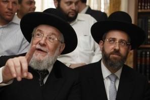 Disappointing Chief Rabbinate vote has activists eyeing alternatives | Jewish Telegraphic Agency | Rabbis | Scoop.it