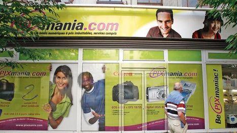 Pixmania, la chute éclair d'une étoile du Web | Alexandra IVON | Scoop.it