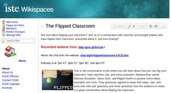 Around the Corner-MGuhlin.org: Webinar Available - #FlippedClassroom | E-Learning and Online Teaching | Scoop.it