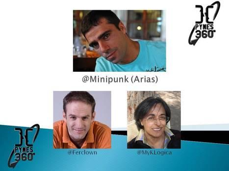 #Pymes360 #Hoy #Hangout con @Minipunk: cómo abrirse camino en las redes   Empresa 3.0   Scoop.it