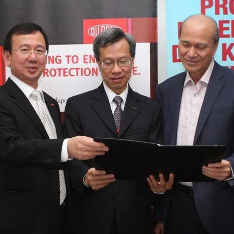 DuPont NIOSH signed Memorandum of Agreement | DuPont ASEAN | Scoop.it