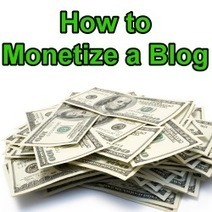 How to Monetize a Blog | Allround Social Media Marketing | Scoop.it