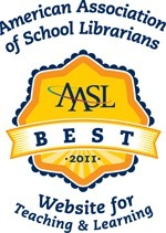 ALA | AASL Top 25 Websites for Teaching and Learning | iGeneration - 21st Century Education | Scoop.it