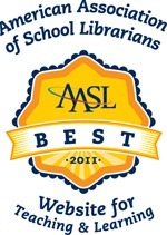 Best Websites for Teaching and Learning | American Association of School Librarians (AASL) | Into the Driver's Seat | Scoop.it