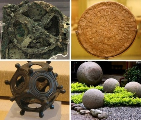 10 Most Amazing Ancient Objects of Mystery in History | Anthropology and Archaeology | Scoop.it