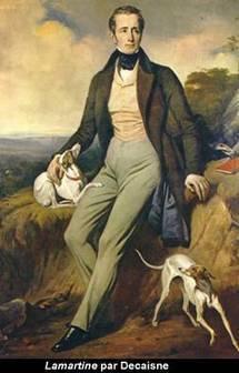21 octobre 1790 naissance d'Alphonse de Lamartine | Racines de l'Art | Scoop.it