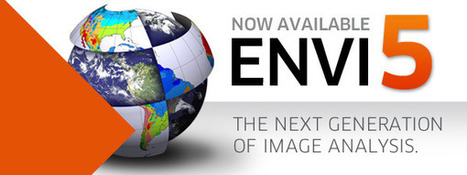 ENVI 5. The Next Generation of Image Analysis.   geoinformação   Scoop.it