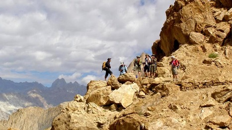 Markha Valley Trekking Tour exploring the real Adventures and Cultures of India | AdventureIndiaGroup | Scoop.it
