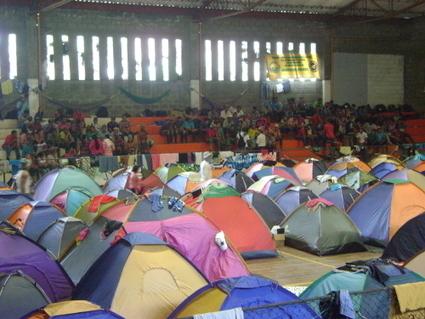 Se desarrolla constituyente agraria por la paz con justicia social en el campamento humanitario de Barbosa Antioquia   Política Social   Scoop.it