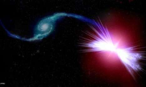 Scientists discover how supermassive black holes keep galaxies turned off | Amazing Science | Scoop.it