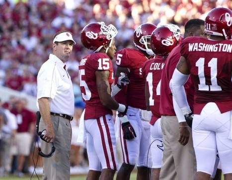 Is OU The Number Six Ranked Coaching Job In College Football? | Sooner4OU | Scoop.it