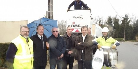 Un nouvel éclairage pour les communes | Sainte-Hélène de la Lande Médoquine 33480 scooped by Raymond PIOMBINO | Scoop.it