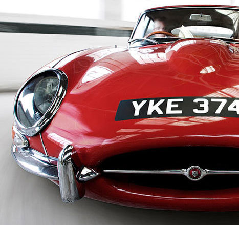 Why is the E-Type's 50-Year-Old Design Still So Good?   Gadgets I lust for   Scoop.it