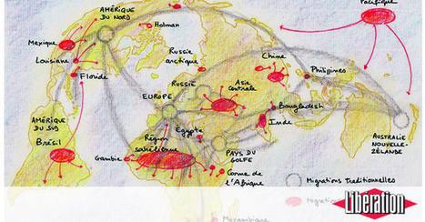 Libération | François Gemenne: «Le motif environnemental desmigrations n'est pas pris encompte» | L'actualité de l'Université de Liège (ULg) | Scoop.it