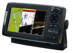 Lowrance Elite-7 HDI Fishfinder/ Chartplotter Review | Fish Finder Advisor | Scoop.it