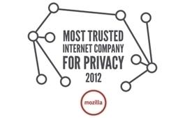 Mozilla distinguée pour son respect de la vie privée en 2012 | Actualité des start-ups et de l' Entrepreneuriat sur le Web | Scoop.it