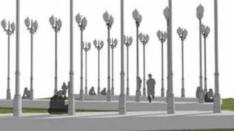 Chris Burden to create large-scale installation for Rose Art Museum - Los Angeles Times | guildofcreativeart | Scoop.it